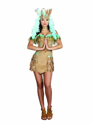 Price comparison product image Rain dancing Diva Costume Large Dress size 10 - 12