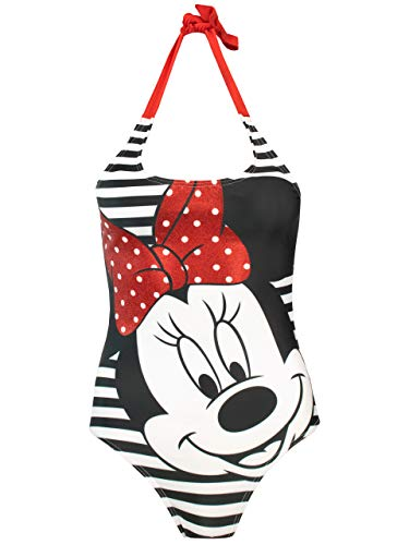 Disney Bañador Mujer Minnie Mouse Blanco X-Large