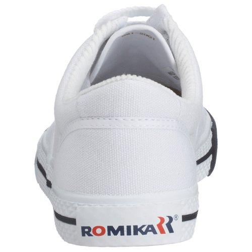 Romika Soling 20001 Damen Bootsportschuhe Weiß (Weiss 000)