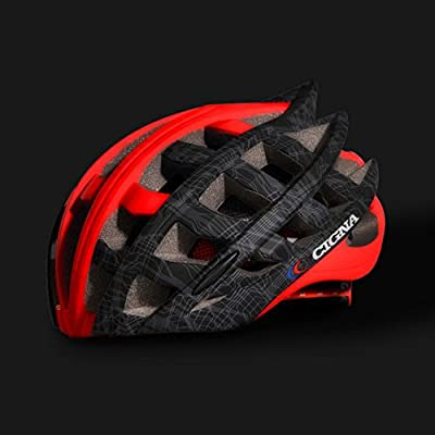 Specialized Bike Helmet, Adjustable Sport Cycling Helmet Bike Bicycle Helmets For Road & Mountain Biking,Motorcycle For Adult Men & Women,Youth - Racing,Safety Protection Teen Boys & Girls - Comfortable , Lightweight , Breathable by Zidz