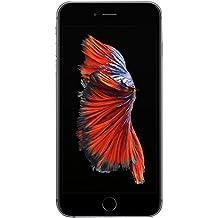 "Apple iPhone 6s Plus SIM única 4G 64GB Gris - Smartphone (14 cm (5.5""), 64 GB, 12 MP, iOS, 10, Gris)"