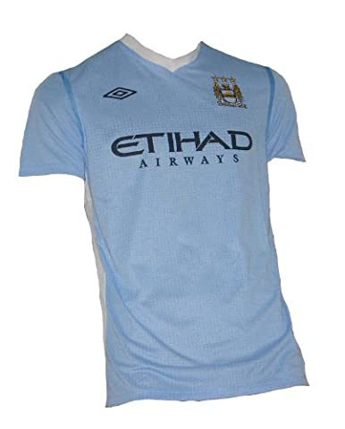MANCHESTER CITY HOME - Maillot Football Manchester City Umbro - L