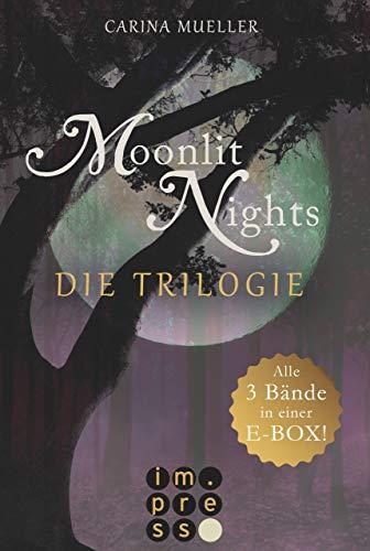 Moonlit Nights: Alle drei Bände in einer E-Box! Night Box