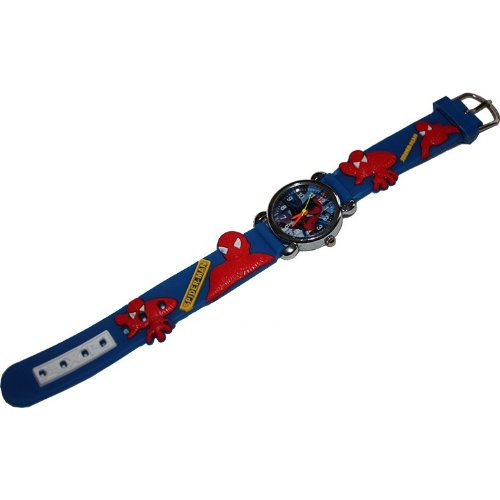 Image of Spider Man - Children's Watch - Spider Man (print design may differ)