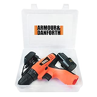 Armour & Danforth tmx6566 - 2018 Schlagschrauber, Orange