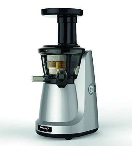 Kuvings NS-321 Estrattore di Succo Silent Juicer, Argento