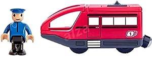 Woodyland 102191908 - Motor eléctrico, Color Rojo