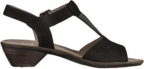 Gabor sandalo delle donne 44.541.17 nero schwarz