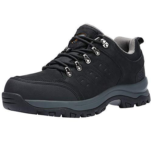 brand new d5ac3 7c07d Résistant à leau Baskets Basses Homme Chaussure de randonnée Chaussures de  Randonnée Basses Homme