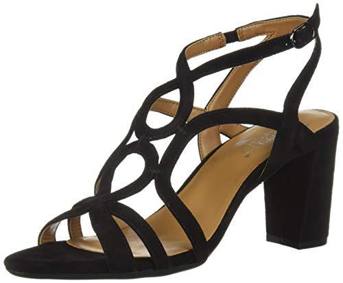 Aerosoles Sandalen Schwarz (Aerosoles Women's Early Bird Heeled Sandal)