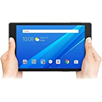"Lenovo TAB4 8 - Tablet de 8"" HD (Qualcomm Snapdragon 425, 2GB de RAM, memoria interna de 16GB de eMCP, Camara frontal de 5MP, Sistema operativo Android 7.1, Wifi + Bluetooth) color negro"