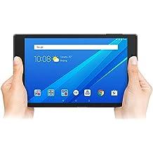 "Lenovo TAB4 8 - Tablet de 8"" (Procesador Qualcomm MSM8917, 2 GB de RAM, 16 GB de memoria interna, Camara frontal de 5MP, Sistema operativo Android 7.0, Wifi + Bluetooth) color negro"