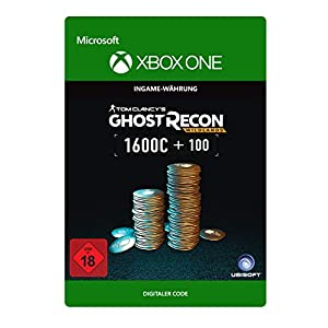 Tom Clancy's Ghost Recon Wildlands Currency pack 1700 GR credits | Xbox One – Download Code