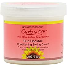 Jane Carter Curls to Go Curl Cocktail Cond. Cream 12oz