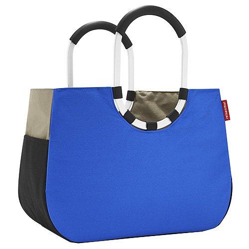 reisenthel Shopper, Polyester, Blau, 62 cm -