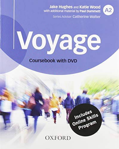 Voyage A2. Student's Book + Workbook+ Practice Pack