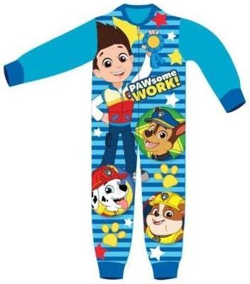 Official Paw Patrol - Pijama de una pieza - para niño