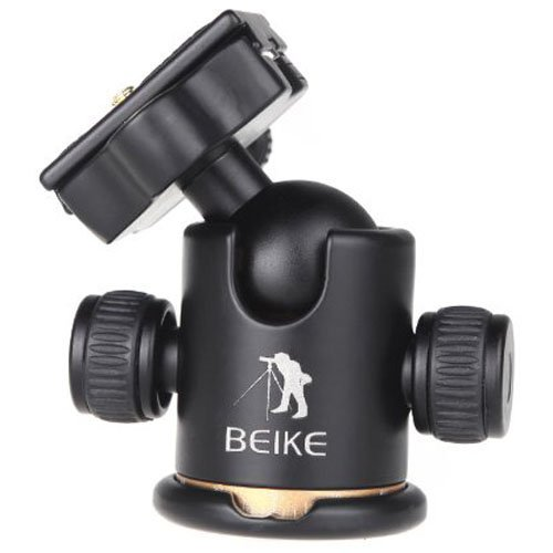 beike-bk-03-tripode-de-camara-rotula-joby-con-la-placa-del-lanzamiento-rapido-de-1-4-tornillo
