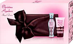 Christina Aguilera Royal Desire Gift Set