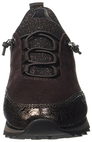 Gabor Casual, Scarpe Stringate Donna Marrone (Brown/castagno)