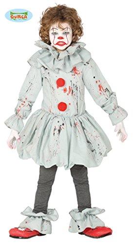 Guirca Assassino Killer IT Kinder 7/9 Jahre, Farbe Grau und Rot, 7 bis 9, 87697