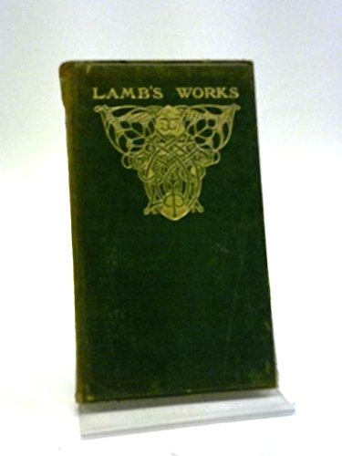 The Works Of Charles Lamb -