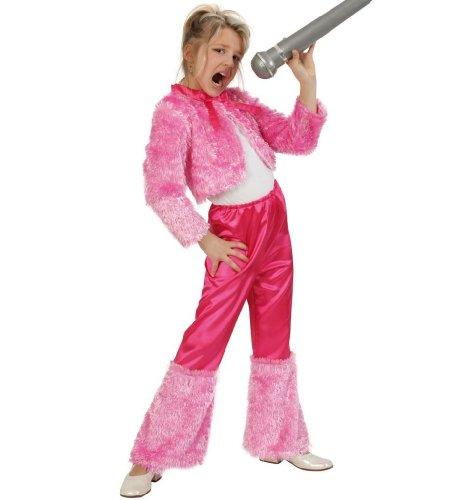 Gurimo-Tex 110567 - Anzug Dolly Kostüm, 140 (Abba Kostüme Amazon)