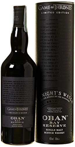 Oban Little Bay Reserve - The Night's Watch Whisky Single Malt, 700 ml
