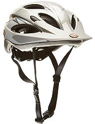 Bell Piston - Casco de ciclismo blanco white/silver dagger Talla:54-61 cm