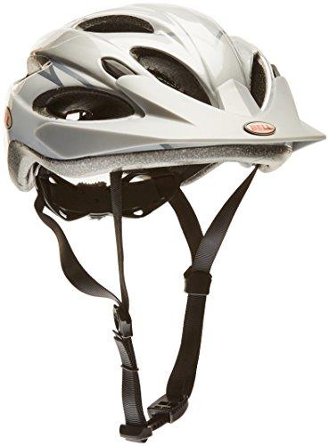 Bell Casque de vélo Piston Blanc Blanc/argent 54-61 cm