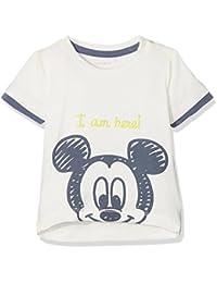 NAME IT Nbmmickey Otto SS Top Wdi, Camiseta para Bebés