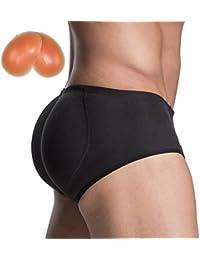Ning Pushup Slip Gepolstert Gammler Shapewear Hip Enhancer Unterwäsche Für Herren