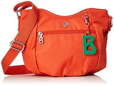 Bogner Verbier Aria Shoulderbag Shz - Bolsa de Hombro Mujer de BOGNER