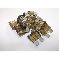 Innovo - Fusibles de fusibles para Coche (12 x 7,5 amperios),