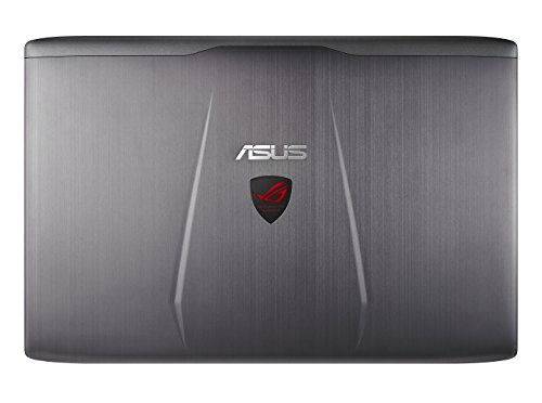 Asus ROG GL552VW-CN426T (Intel i7 6700 HQ / 8 GB DDR 4 /1TB HDD / GTX960M 4GB DDR5 / 15.6-inch Full HD Gaming Laptop / WIN 10) image