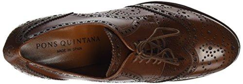 Pons Quintana Es retail Damen 6350.s04 Derbys Braun (Legno)