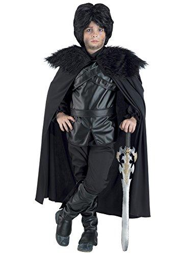 Chiber costume guardiani della notte per ragazzo (taglia 8 (6-8 anni))
