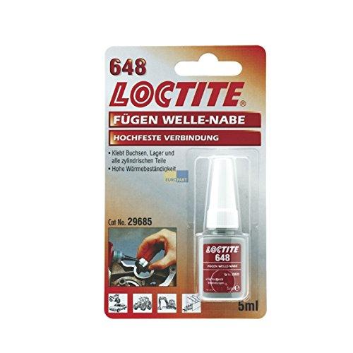 5g Kleber Buchsen LagerLoctite 648 Fügen Welle-Nabe