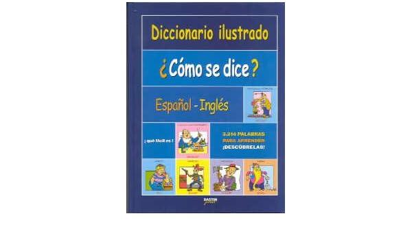 Como se dice book en español