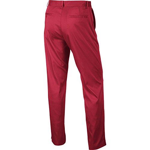 Nike Herren Hose Flat Front, 639779-021 Rouge université