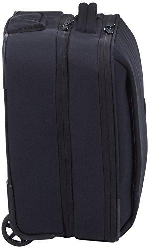 DELSEY  Laptop Rollkoffer, 23 cm, 45 L, Schwarz Schwarz