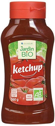 Jardin Bio Ketchup 560 g - Lot de 3
