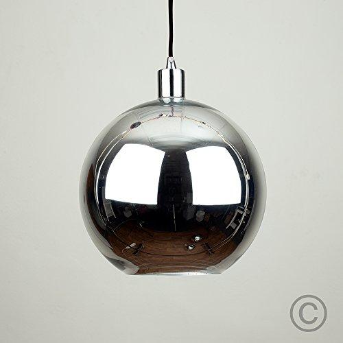 modern-silver-chrome-metallic-glass-ball-ceiling-pendant-light-shade-with-designer-black-chrome-ceil