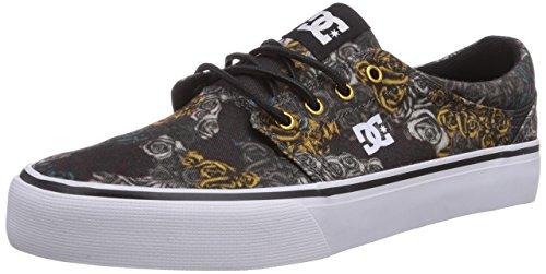 DC Shoes Trase TX Se J Shoe Kco, Sneakers Basses Femme