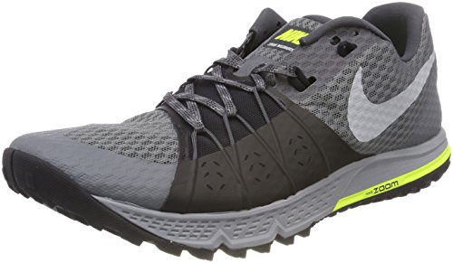 Nike Air Zoom Wildhorse 4, Zapatillas de Trail Running para Hombre, Gris...