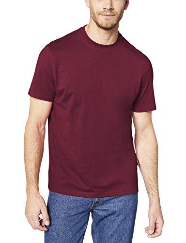 Preisvergleich Produktbild EXPAND 1071200-GR Herren Arbeits T-Shirt, 017 Weinrot, 4XL