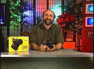 Nikon D200 Training DVD -