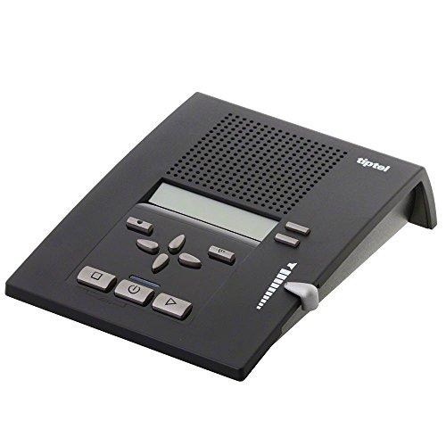 Tiptel 333 segreteria telefonica professionale con display