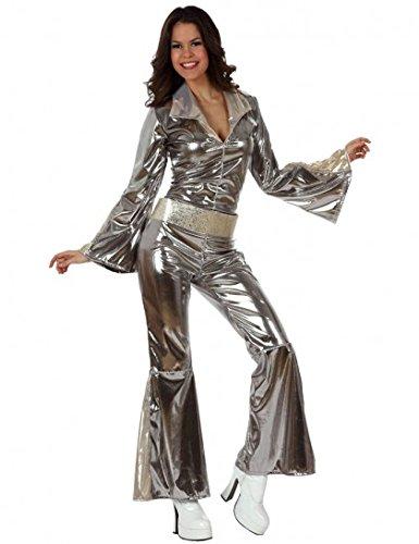 Disfraz disco adulto mujer