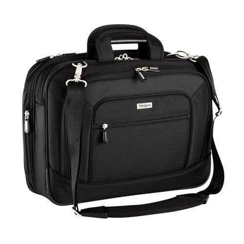 Targus Global Executive Universal Notebooktasche für 39,1 cm (15,4 Zoll), schwarz (15.4 Laptop-tasche Schwarz)